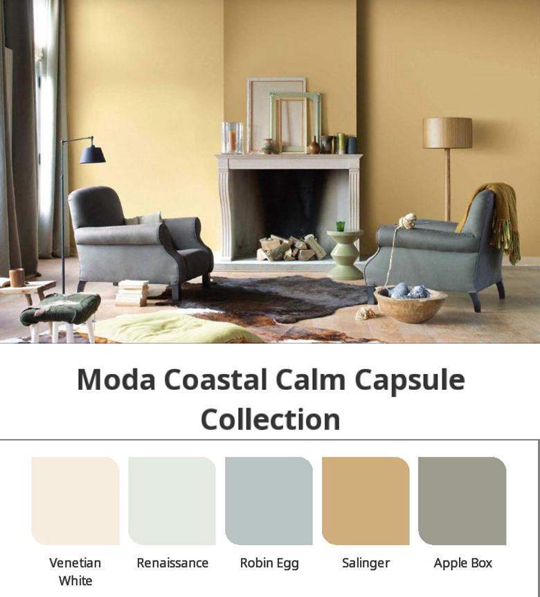 Moda Coastal Calm