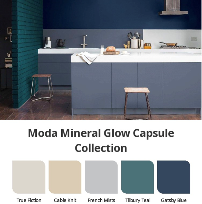 Moda Mineral Glow