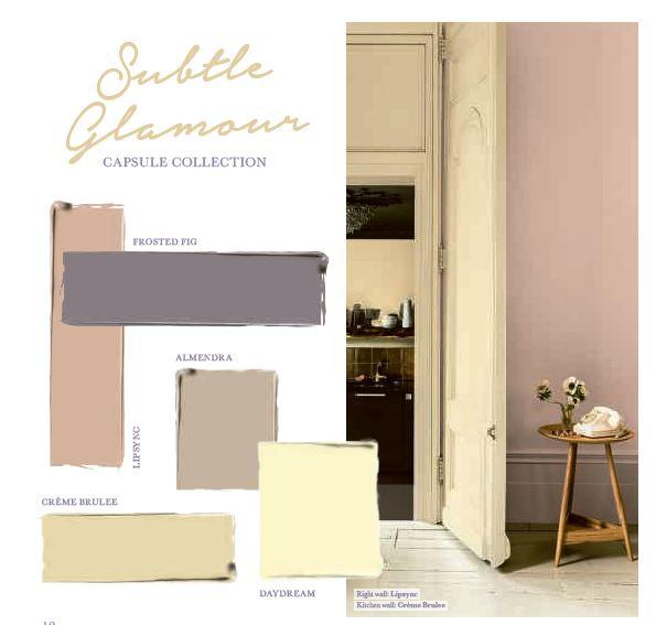 Subtle Glamour Palette