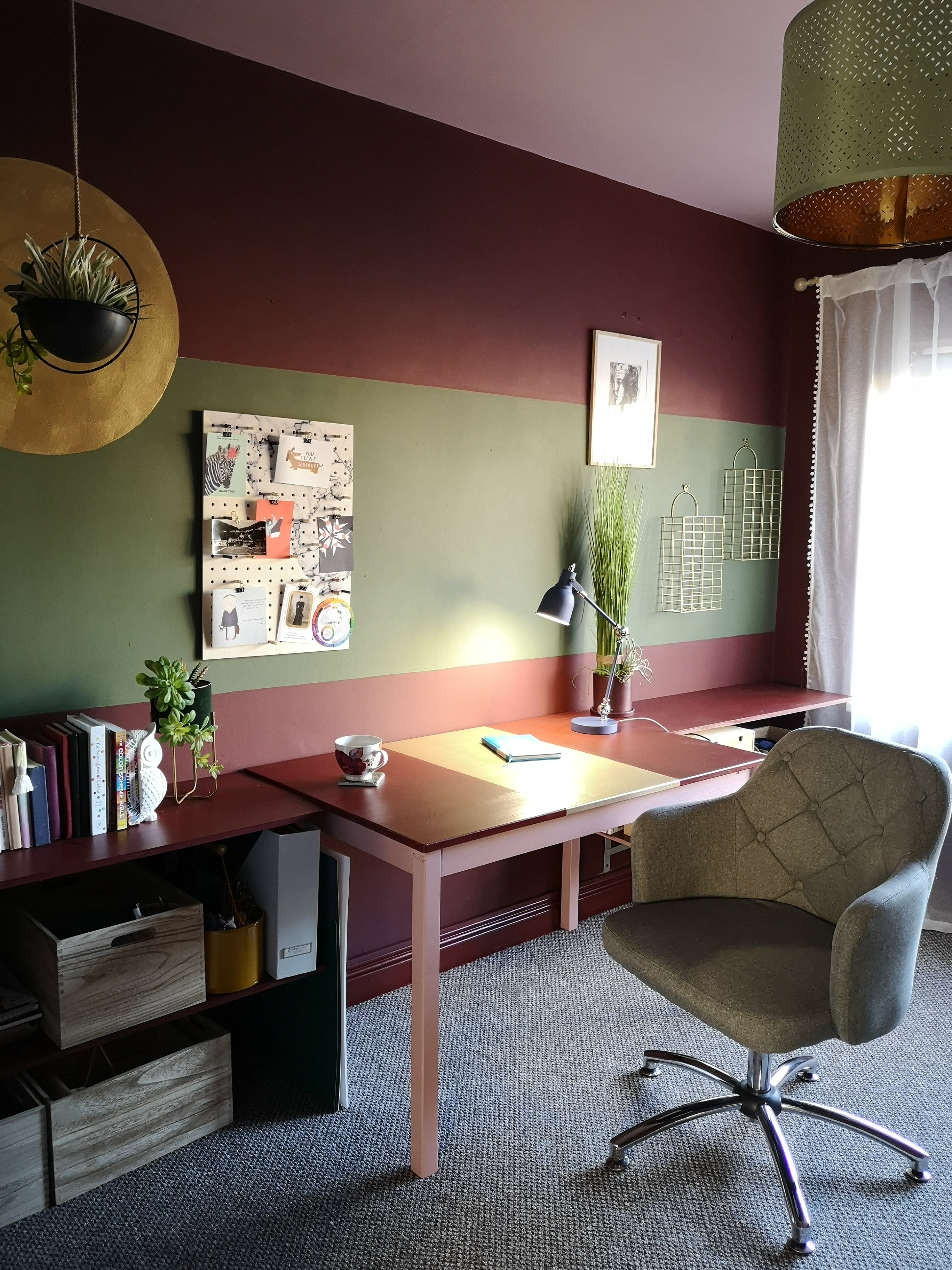 The Study Guide: getting a room makeover for under €500