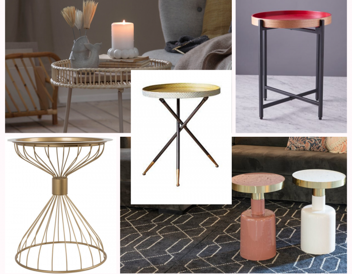 Five gorgeous tray tables to suit any home